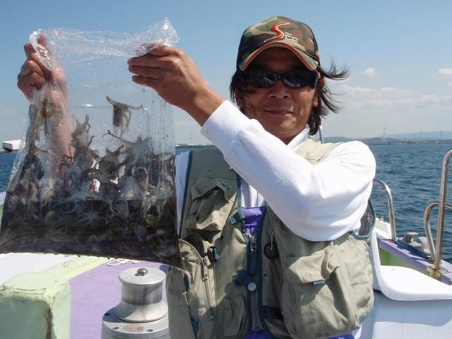 2009.9.16(水) 2番手・138杯・桧垣さん!