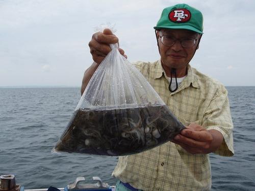 2008.9.23(火)  竿頭・90杯・高橋さん!