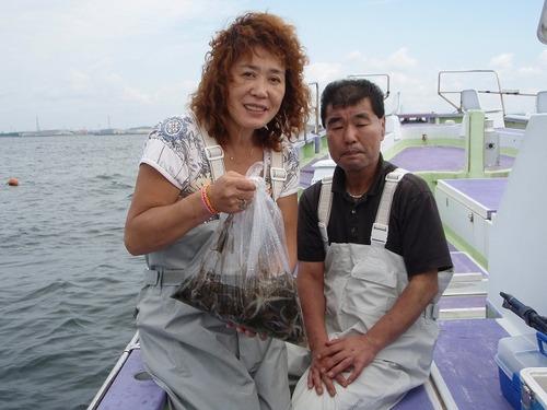 2008.9.23(火)  杉山さんと南田さん!
