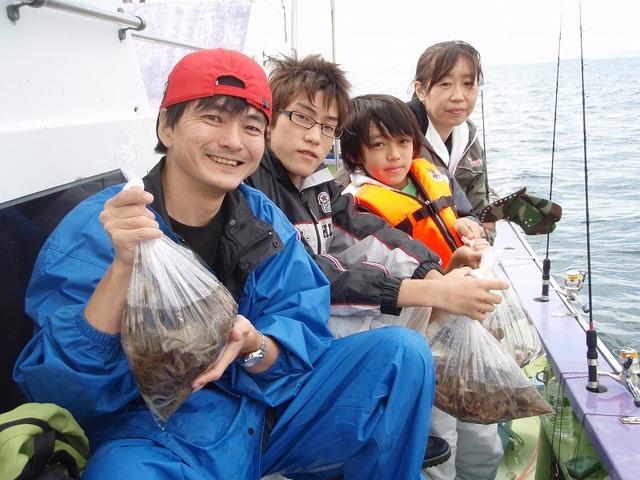 2009.9.23(水) 佐久間さんファミリー!