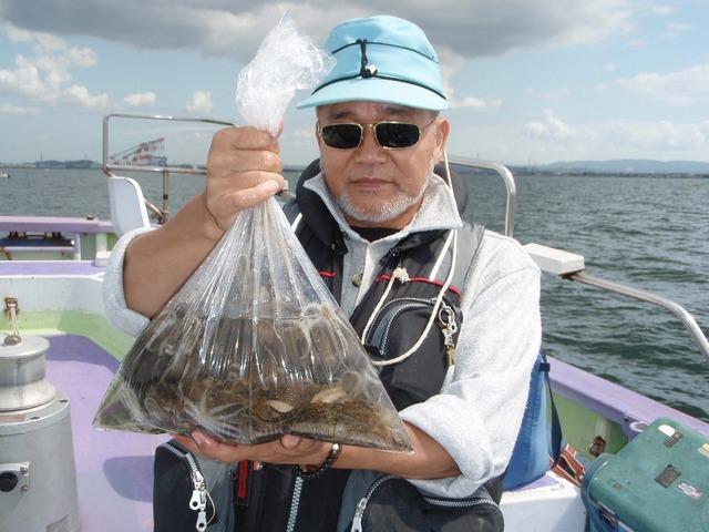 2009.9.23(水) 竿頭・68杯・山下さん!