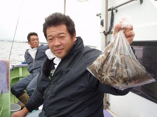 2008.9.28(日) 2番手・47杯・内田さん!