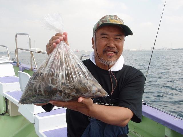2009.9.28(月) 2番手・104杯・坂下さん!