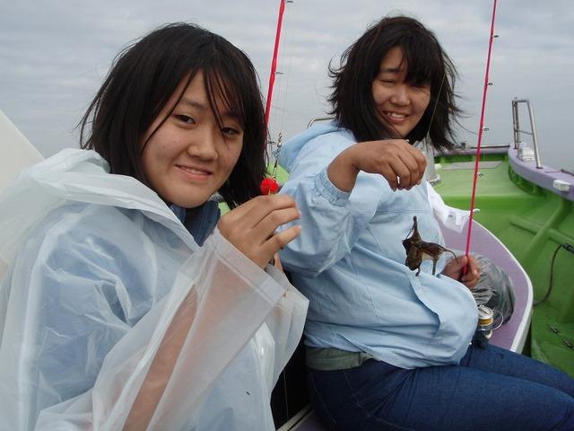2009.10.1(木) 50杯と39杯・岸さん親子!