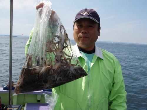 2008.10.3(金) 竿頭・84杯・塩出さん!