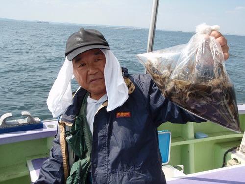 2008.10.3(金) 2番手・57杯・福田さん!