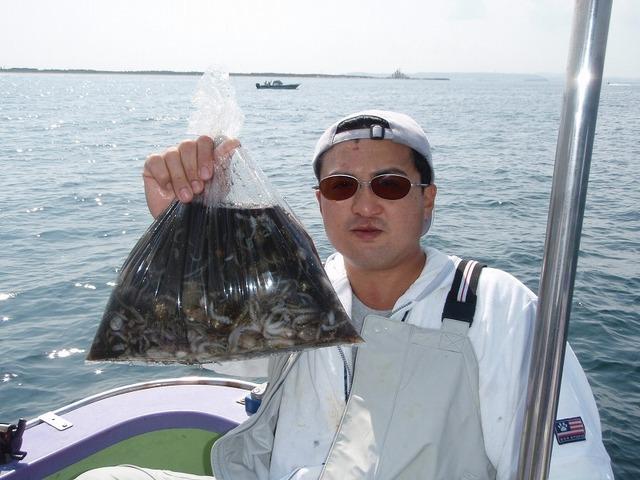 2009.10.4(日) 竿頭・173杯・斉藤さん!