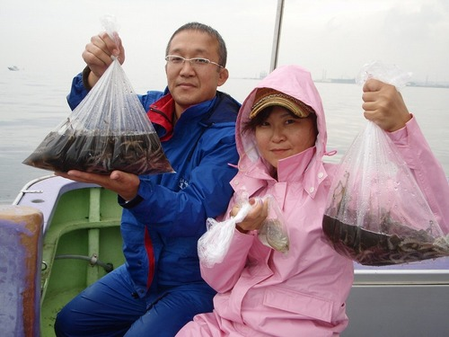 2008.10.11(土) 北明さんご夫妻・50杯と27杯!