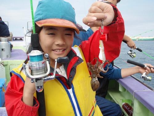 2008.10.12(日) 午後船!
