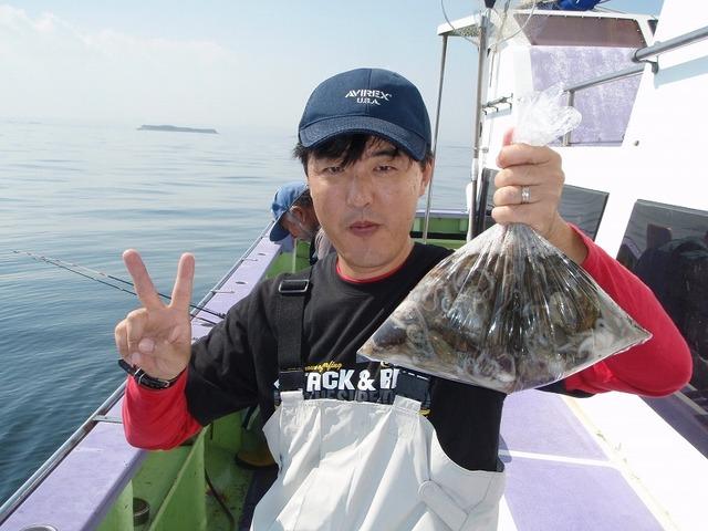 2009.10.13(火) 初挑戦で90杯・新井さん!