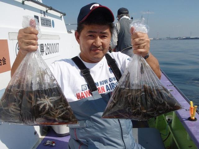 2009.10.13(火) 竿頭・172杯・吉澤さん!