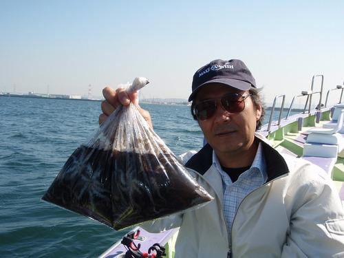 2008.10.16(木) 2番手・58杯・引間さん!