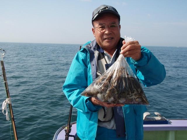 2009.10.30(金) 2番手・71杯・岩本さん!