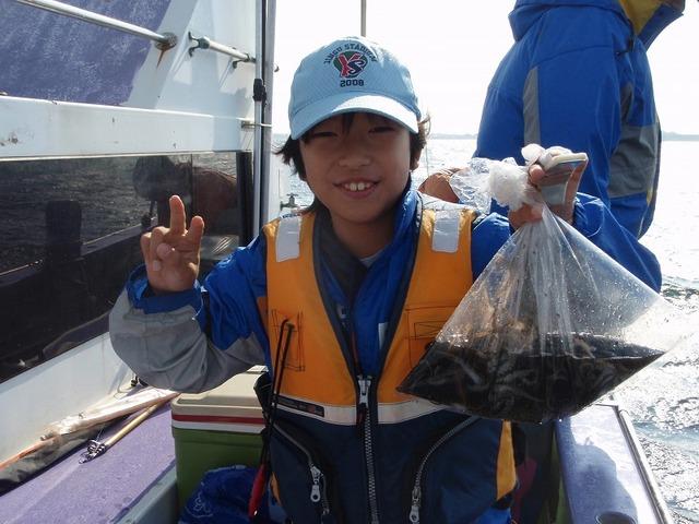 2009.11.1(日) 健闘の26杯・井上翔太くん9才!