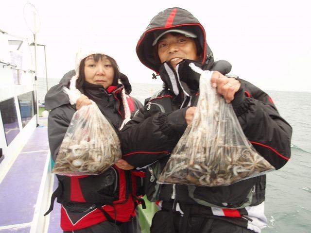2009.11.22(日) 千葉さんご夫妻・奥さん44杯!・旦那さん55杯!