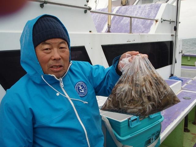 2009.11.22(日) 竿頭・65杯・高橋さん!