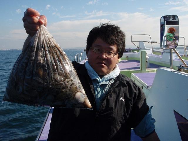 2009.11.23(月) 2番手・175杯・塚本さん!