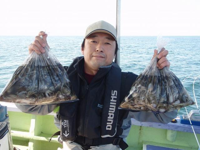 2009.11.23(月) 竿頭・217杯・篠田さん!