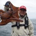 4/26(土)特大の2.8kgを釣った大沼さん!