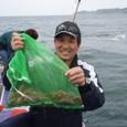 2009.5.3(日) 初挑戦で3杯・橋本さん!