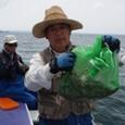 2009.5.4(月) 2.1kg含む4杯・村山さん!