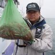 2009.5.5(火) 8杯の総重量6.5kg・川路さん!
