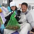 2009.5.16(土) 2人で5杯・初挑戦の湯川さん親子!