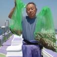 2009.5.20(水) 超特大の4.1kg含む3杯・森田さん!