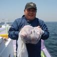 2009.5.20(水) 1.9kg含む4杯・小堀さん!