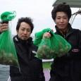 2009.5.22(金) 初挑戦の吉澤さんと辰本さん!