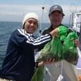 2009.5.31(日) 初挑戦・2人で9杯・山田さん親子!