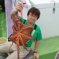 2009.6.4(木) 初挑戦で2.3kgを含む5杯・清水さん!