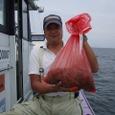 2008.6.18   9杯釣った染谷さん!