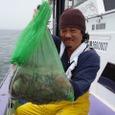 2008.6.25   16杯釣った横浜市の里井さん!