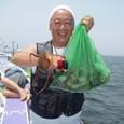 2009.6.27(土) トップ・7杯・中島さん!