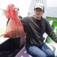 2008.7.2    6杯釣った高木さん!