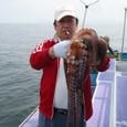 2009.7.5(日) 超特大の4.6kg・門澤さん!