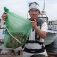 2009.7.19(日) 2.7kg・中島さん!