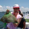 2008.7.23   6杯で8.1kg・正木美雪さん!