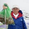 2009.8.2(日) 2杯で3.6kg・梅村さん!