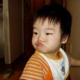 川崎丸4代目候補【1歳前】のタコのマネ!