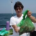2008.8.3   竿頭・7杯・菊池さん!