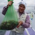 2008.8.10   5杯釣った中村さん!