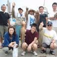 2009.8.15(土) 大ダコ1.8~3.8kgオンパレード!