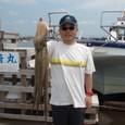 2009.8.15(土) 3.8kg・阿部さん!
