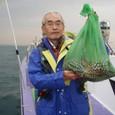 2009.12.5(土) 2.4kgと2.1kg・川合さん!