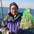 2008.12.23(火) 3.3kgを含む4杯・木村さん!