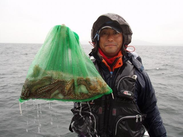 2009.4.25(土) 1号船トップ・7杯・沼倉さん!