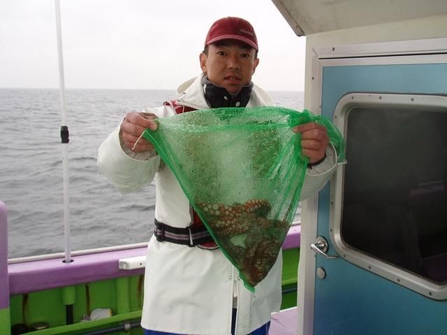 2009.4.25(土) 初挑戦で3杯・山添さん!