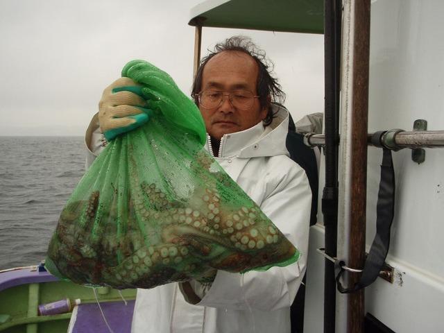 2009.4.25(土) 2号船・トップ・平山さん!